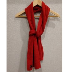 Red Express Scarf